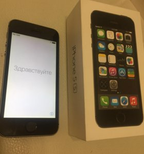 Смартфон iPhone 5S 16Gb