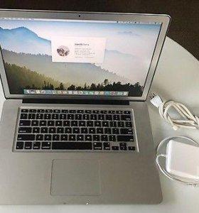 Macbook pro 15 a1286 Core i7 с матовым дисплеем