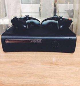 Продам хbox360 250gb