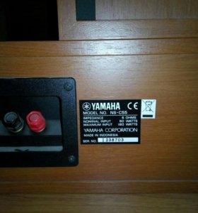 Полочная и голосовая акустика YAMAHA