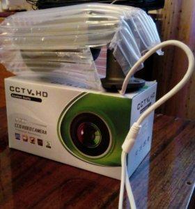 IP-Видеокамеры, наружные, 2MP, ИК-подсветка 30м