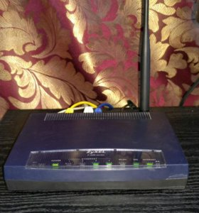 ADSL модемы/роутеры