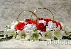 Свадебное украшиние