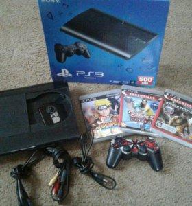 PlayStation3 Slim 500Gb
