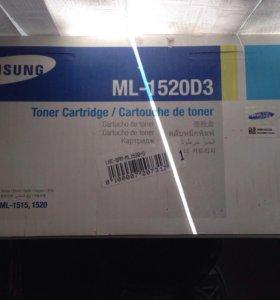 Картридж на Samsung ml-1520