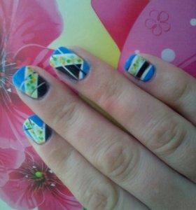 Принтер для печати на ногтях,цветах и т.д