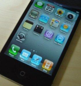 iPhone 4 на 8 гб