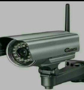 Wifi / ip камера видеонаблюдения