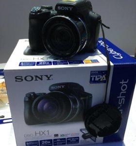 Фотоаппарат Sony + карта памяти на 16 гб