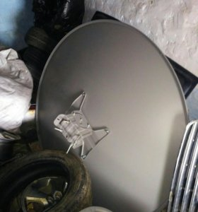 Спутниковая антенна 120см