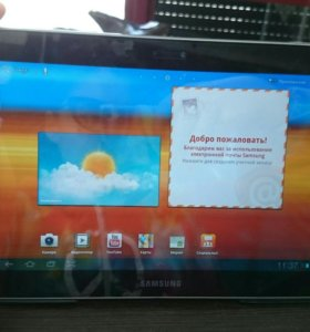 Планшет Samsung p7300
