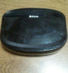 Принт-сервер D-Link DPR-2000
