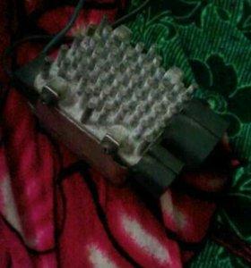 Блок управления вентилятороми