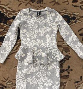 Платье на 110см