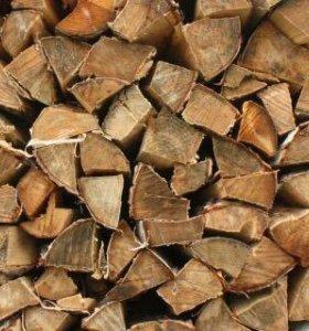 Продам сухие дрова