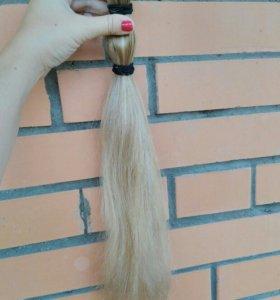 Срез волос Славянка новый
