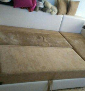 перетягивание мягкой мебели кресел диванов