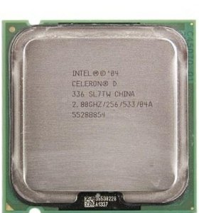 Intel Celeron (2.80GHz socket 775)
