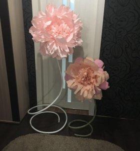 Делаю на заказ цветы