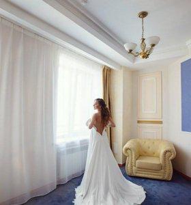 Эксклюзивное Итальянское свадебное платье