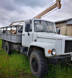 Бкм 317 на базе газ Садко