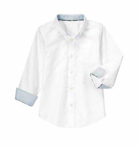 Новая рубашка Gymboree на рост 116 см