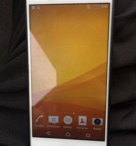 Sony Xperia z3 White D6603