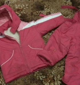 Куртка со штанами на 2 годика