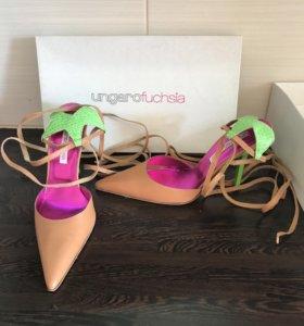 Фирменные туфли, Италия. Новые