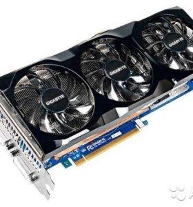 Видеокарта игровая gigabyte GeForce GTX 570