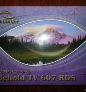 Тв Тюнер Behold TV 607 RDS