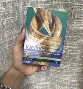 Нутрикомплекс для волос и ногтей 42таб.