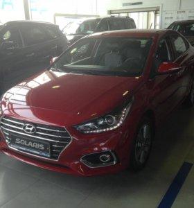 Hyundai Solaris 2017г