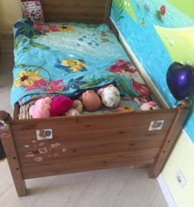 Кровать раздвижная икея