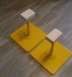 Стоялки для эквилибра( цирковые трости)