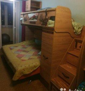 Детская мебель Карсар