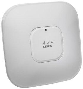 Роутер Cisco AIR-AP1141N, новый, упаковка