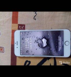 IPhone 6 16г золотой