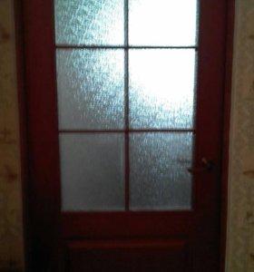 Межкомнатные двери б/у в отличном состоянии