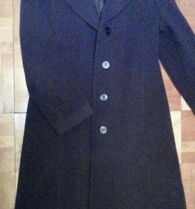 Пальто драповое 48-50