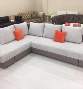 Ортопедический диван-кровать Милан, новый