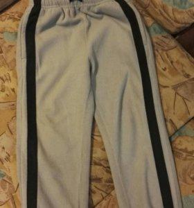 Финские флисовые брюки