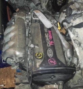 Двигатель KIA Sportage 2.0 FE