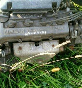 GA13DE двигатель и автомат