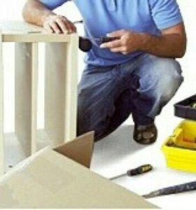 Мебельный ремонт.(корусной,встроенной и прочей)