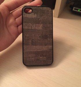 Чехлы для iPhone 4s срочно продаю