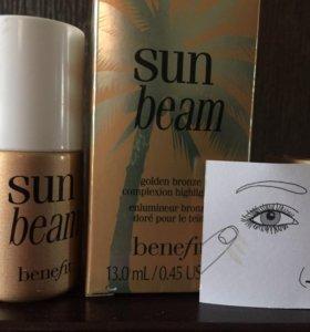 Средство для сияния кожи с эффектом загара Benefit