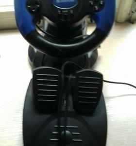 Игровой руль для компъютера