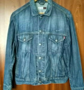 Esprit XL джинсовая куртка