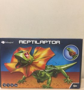 Новый Интерактивный робот рептилия